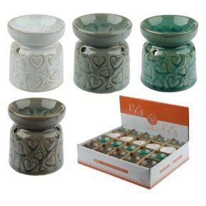 Brucia Essenze in Ceramica colorata da 8cm